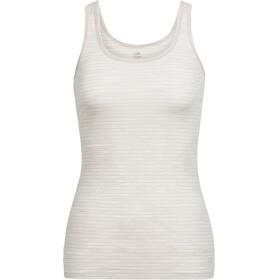 Icebreaker Siren Naiset alusvaatteet , beige/valkoinen